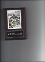 Michael Bush Plaque Oakland Raiders La Football Nfl - $0.49