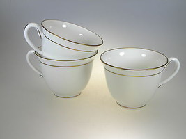 Royal Worcester Contessa Tea Cups Set of 3 - $21.46