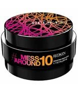 Redken Mess Around Cream Styling Paste for all hair, 1.7 fl. oz. - $44.99