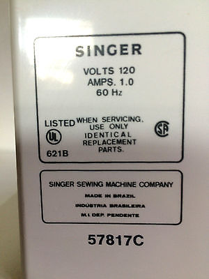 Singer 40 Stitch Sewing Machine Model 57840C And 40 Similar Items Fascinating Singer Sewing Machine 57817c