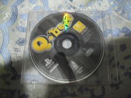 Q*bert  (Sony PlayStation 1, 1999) - $6.92