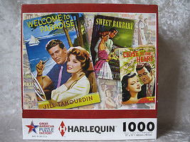 Welcome To Pardise By Great America Puzzle Factory Harlequin 1000 Pieces Puzzle - $5.89