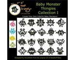 6155 baby montster thingies collection 1 thumb155 crop