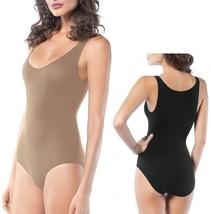 Spanx Women's Shapewear Undie-tectable Body Briefer Tank Bodysuit 1033 S... - $39.99
