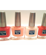Desir Care Nail Polish Lacquer 10ml Set 4** Color's (No173,164,25,155) - $307,72 MXN