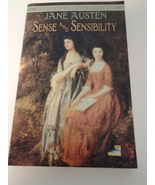 Sense and Sensibility, Dover Classics Editions PB VG Dated 1996, Free Fr... - $8.50
