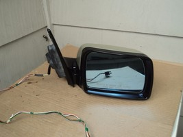 2000 BMW X5 PASSENGER RIGHT  DOOR MIRROR VIEW MIRROR 8 WIRES - $133.65