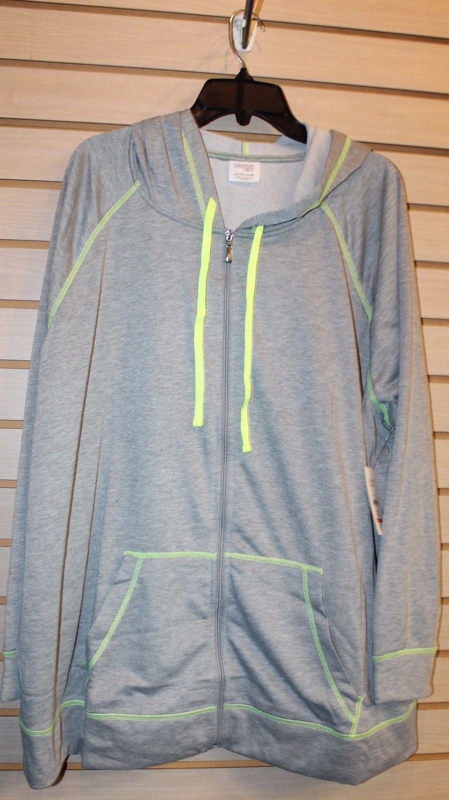 0b79fc3e7f9 New Danskin Womens Plus Size 3 X 24 Gray and 29 similar items. S l1600
