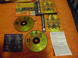 Oddworld: Abe's Exoddus  (Sony PlayStation 1, 1... - $17.81