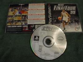 NCAA Final Four 99  (Sony PlayStation 1, 1999) - $7.91