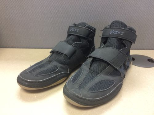 Asics Matflex Wrestling Shoes Velcro Fastening C337N SIZE 6 US 37.5 EU