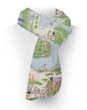 Magic Kingdom Map Disney Fleece Scarf - ₨2,236.55 INR+