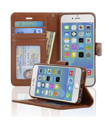 Navor Protective Flip Wallet Case for iPhone 6/... - $13.50
