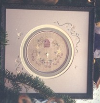 Joy christmas winter holiday cross stitch kit Shepherd's Bush - $16.00