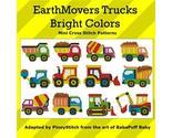 6158 earth movers trucks bright colors thumb155 crop