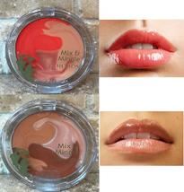 Revlon Mix & Mingle Lip Palette Gloss Tango With Mango Coral & Hello Honey Nude - $6.86