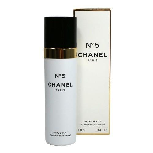 CHANEL NO 5 DEODORANT SPRAY 3.4 oz Bath Body Perfume Fragrance SEALED NEW In BOX - $99.99