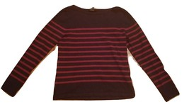 Striped Crew Neck Sweater - $19.99