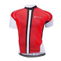 ZEROBIKE® Men's Short Sleeve Cycling Jersey Jacket Cycling Shirt Quick Dr... - $16.82