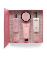 Pecksniffs Rose and Peony Deluxe Pamper Gift Set 6 pcs Peaceful Space - $43.56