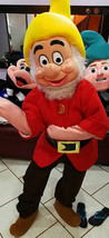 Happy Mascot Costume Adult Dwarf Mascot Costume For Sale - $299.00