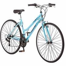 700c Roadmaster Adventures Women's Hybrid Bike, Light Blue - $138.59