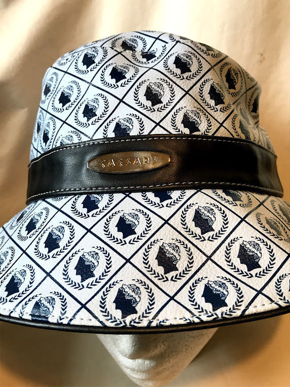Primary image for Caesars Palace Resort Hat Bucket Gilligan Fishing Beach Rain Navy Blue One Size