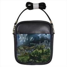 Toledo El Greco Leather Sling Bag (Crossbody Shoulder) & Women's Handbag - $16.48+