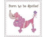 6815 born to be spoiled poodle pink thumb155 crop