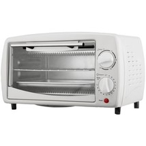 Brentwood Appliances TS-345W 4-Slice Toaster Oven - $64.64