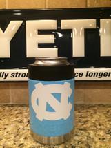 Yeti Colster with UNC University of North Carolina Logo Decal - $43.89
