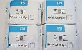 HP 88 ink 4 GENUINE OEM  2-Cyan C9386AN & 1-Magenta C9387AN Sealed 1-Yel... - $26.11