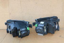07-10 Lincoln MKX Halogen W/ AFS Headlight Lamp Set L&R  - POLISHED image 9