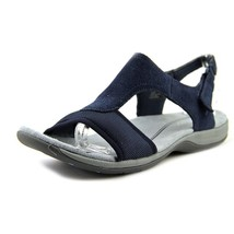 Easy Spirit SeaCoast Women Open-Toe Suede Blue Sport Sandal - $47.52