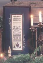 Yuletide Sampler christmas winter holiday cross stitch kit Shepherd's Bush - $30.00