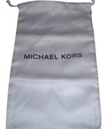 Designer Sleeper/ Dust Bag Michael Kors gold Cotton with White  Logo  - $8.99
