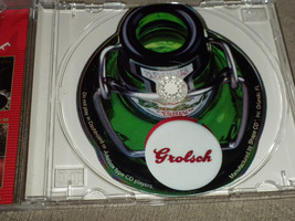 Grolsch Beer Bottle Musical Shaped CD 1998 fr Geffen/DGC 6 songs new artists VG+ - $9.99