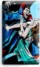 DRACULA PRINCE OF DARKNESS VAMPIRE BLUE MOON PHONER TELEPHONE COVER PLAT... - $11.99