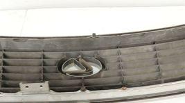 04-06 Lexus LS430 Upper Bumper Radiator Grill Grille W/Emblem Assembly image 7