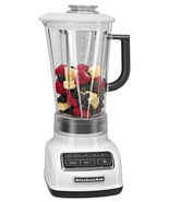 KitchenAid 5-Speed Diamond Stand Blender, White  - $210.22