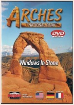 Arches National Park - Windows In Stone, DVD.   Finley Holiday Films. Wo... - $20.00