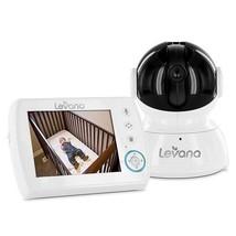 "Levana - Astra 3.5"" PTZ Digital Baby Video Monitor with Intercom 31006 - $247.49"
