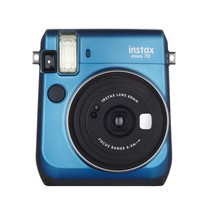 Fujifilm Instax Mini 70 Camera (Island Blue)  - $146.96