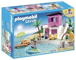 Playmobil - Luxury Beach House (5636) - $71.27