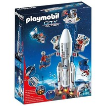 Playmobil - Space Rocket with Launch Site 6195 - $95.52