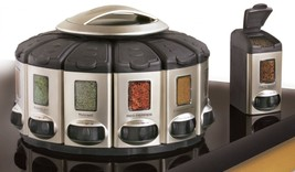 KitchenArt Pro Auto-Measure Spice Carousel, Sta... - $59.36