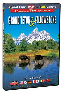 Grandteton yellowstone