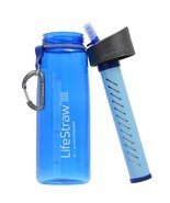 LifeStraw Go Water Bottle with Integrated 1000-... - ₨3,749.51 INR