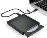 USB External DVD-R Combo CD-RW Burner Drive Black (CD-RW)