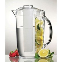 Prodyne Iced Fruit Infusion Pitcher- Pack of 2 ... - $74.21